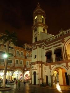 Veracruz zocalo