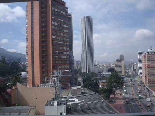 Colpatria Torre, Bogota, Colombia