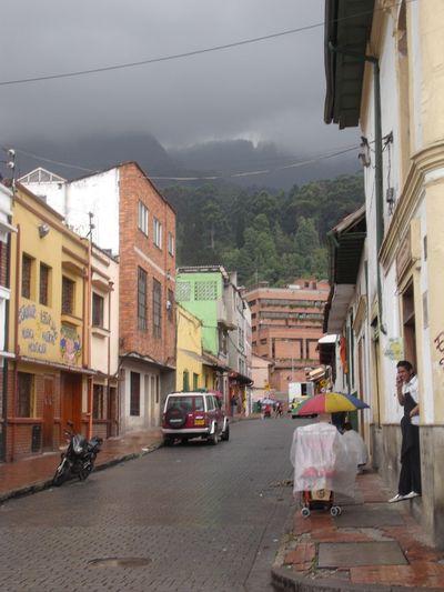La Candeleria, Bogota, Colombia