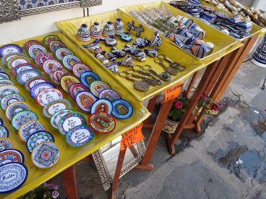 el Parral market in Puebla, Mexico