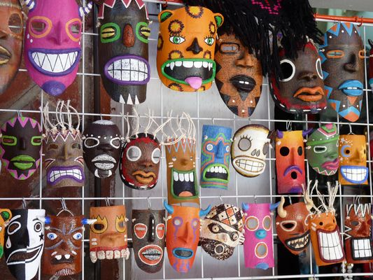masks el Parral Puebla