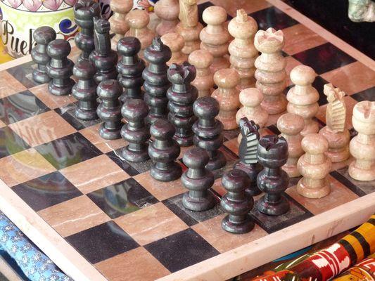 chess, el Parral, Puebla