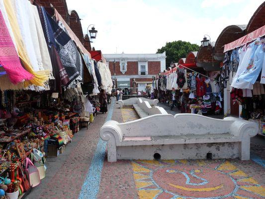 el Parral market