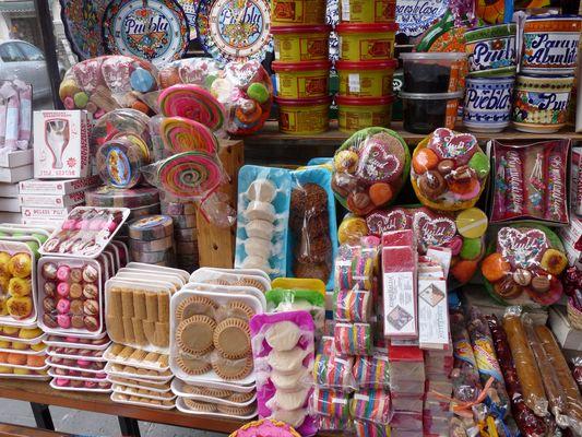sweets, el Parral, Puebla, Mexico