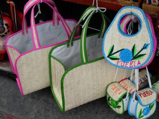 bags el Parral Puebla