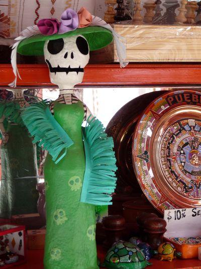 catrina El Parral Puebla