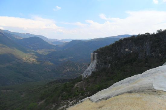 Hierve el Agua, Cascada Grande