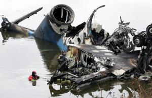 Yak42 plane crash