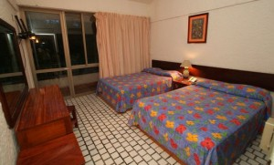 a room of hotel Villas Paraiso