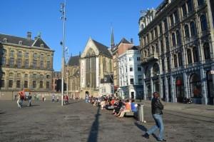 Amsterdam center