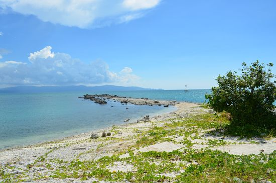 Bann Tai Pier on Ko Phangan island