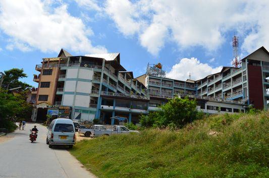 Drop In Club hotel on Koh Phangan