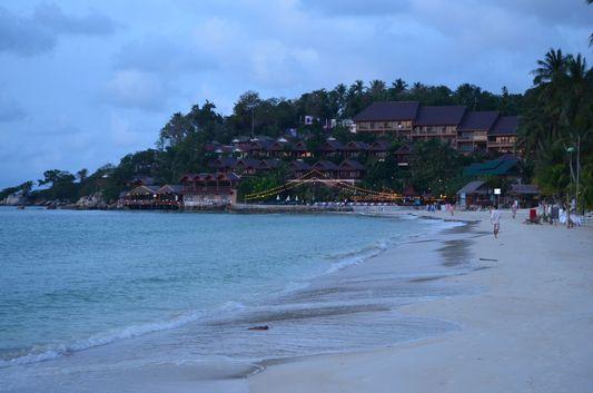 Haad Yao beach on Ko Phangan