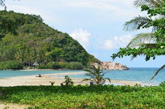 Koh Ma island next to Koh Phangan