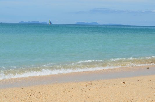 Phra Ae Long beach on Koh Lanta