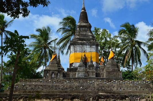 Wat Phu Khao Noi on Ko Phangan
