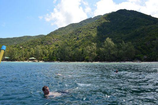 snorkel around Koh Phangan island