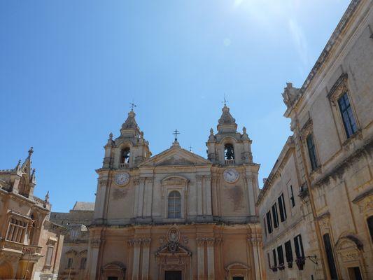 Mdina cathedral, Malta