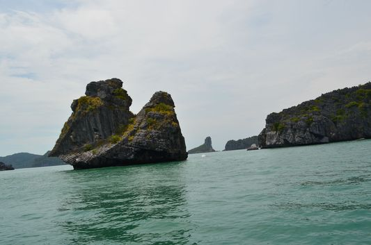 Monkey Island in Angthong Marine National Park