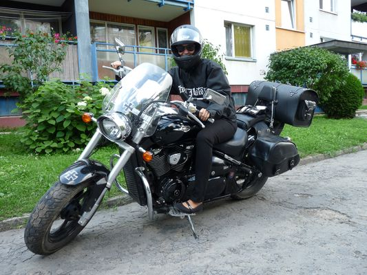 a motorbike I love