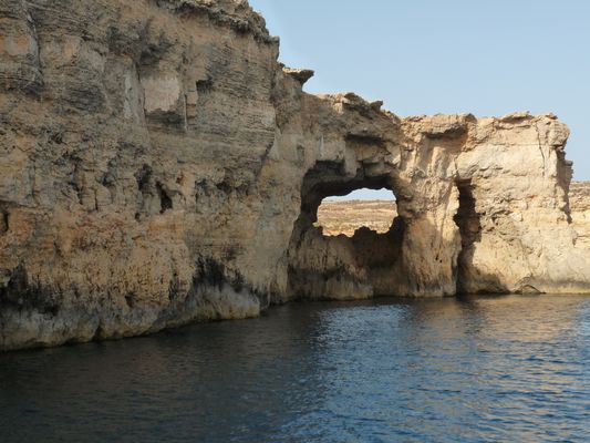 caves of Malta