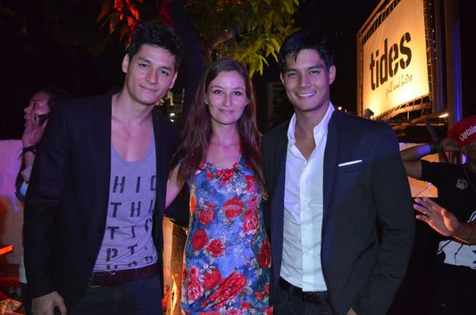 crazy sexy fun traveler with Hideo Muraoka and Daniel Matsunaga