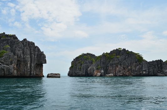 islands of Angthong Marine National Park