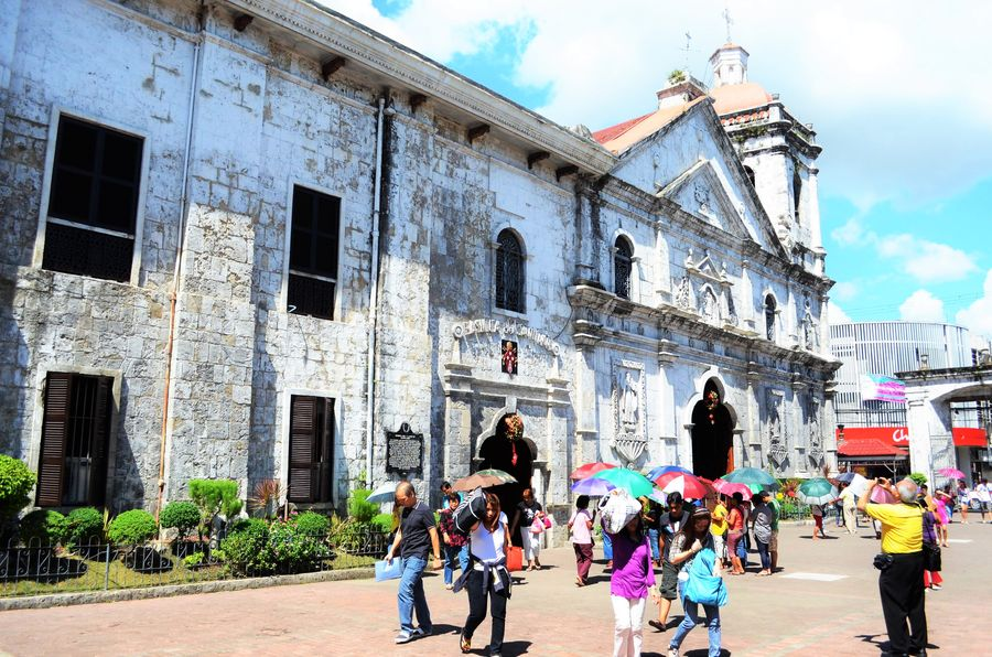 Santo Niño church Cebu