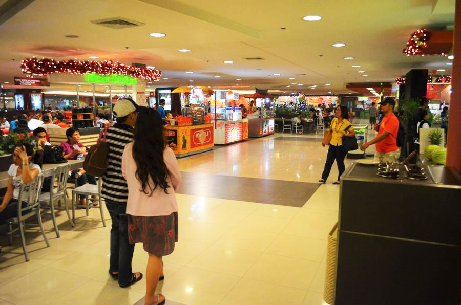shopping mall SM Cebu