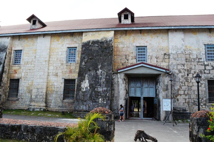 Baclayon church Bohol
