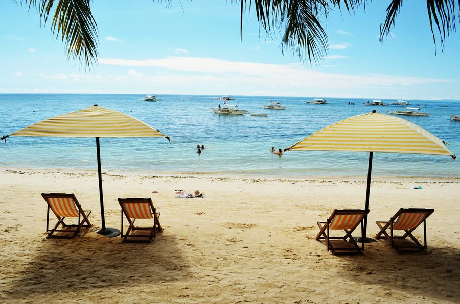 Bohol beaches