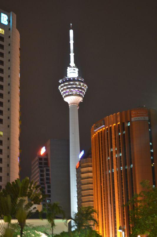 Kuala Lumpur Tower in Kuala Lumpur
