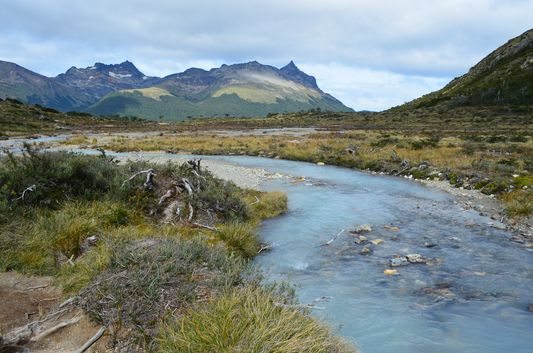 Esmeralda river