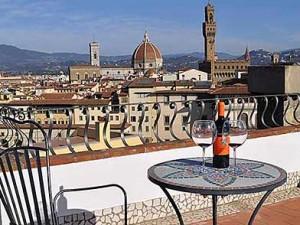 Florence honeymoon