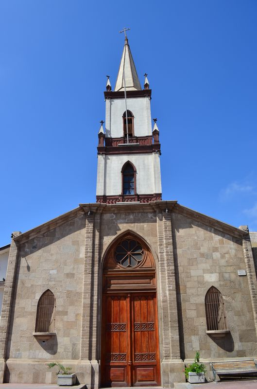 Iglesia La Merced in La Serena in Chile