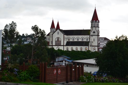 Iglesia Sagrado Corazon de Jesus in Puerto Varas
