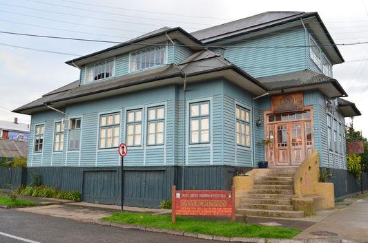 casa Kortmann in Puerto Varas