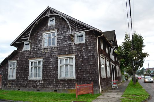 casa Yunge in Puerto Varas