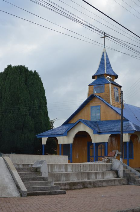 church in Quemchi