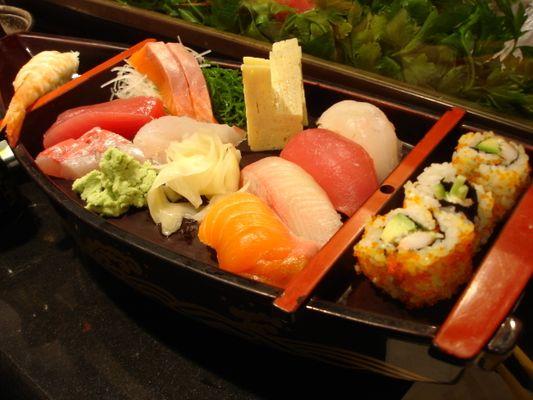 sushi in Berlin