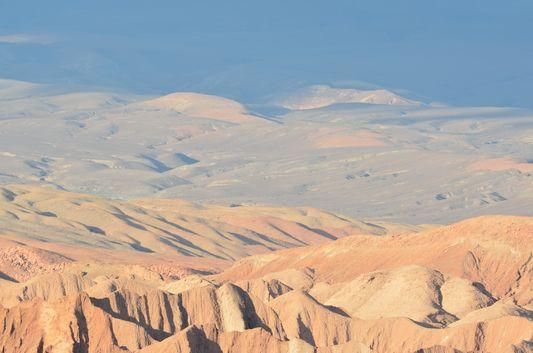 Death Valley in Atacama