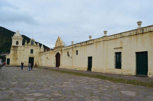 San Bernardo Convent in Salta