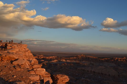 cloudy in the Moon Valley