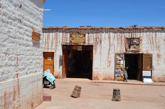 houses of San Pedro de Atacama