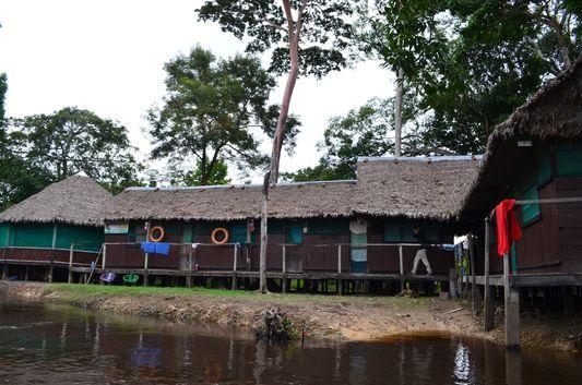 our ecolodge Indigena tours