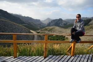 Paso Cordoba in Lanin National Park