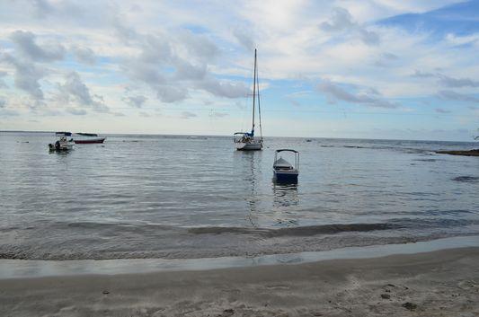 Playa El Chino in Puerto Viejo