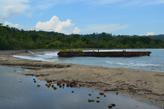 Playa Negra in Puerto Viejo