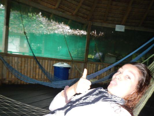 oh yeah, loving hammocks