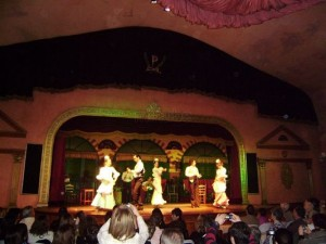 Tablao Flamenco El Palacio Andaluz